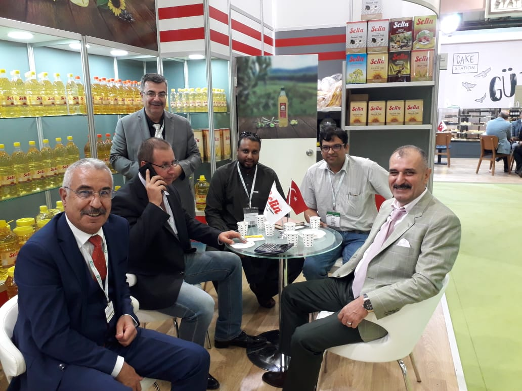Selin Cooking Oils at Worldfood 2018