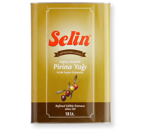 Selin Turkish Producers Edible Cooking Oils Extra Virgin Olive Oil